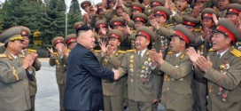 North Korea Celebrates as Kim Jong Un Discovers Structure of DNA