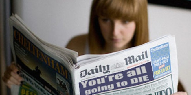 British Daily Mail Newspaper Confirms Cancer Is Caused By And Cured By Everything
