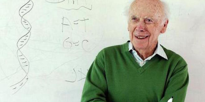 James Watson To Auction His Earwax