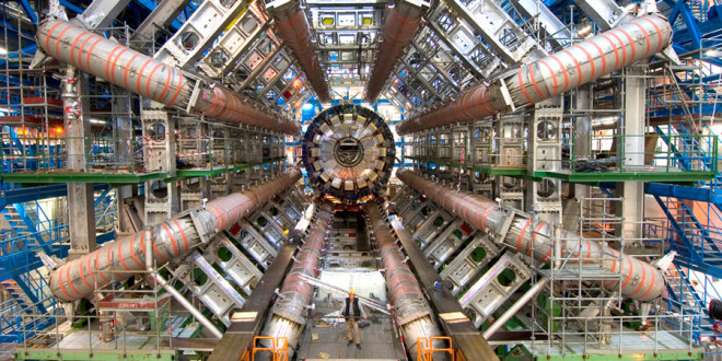 Liverpool Scientist Builds Exact Replica Of Large Hadron Collider, Using 3D Printer