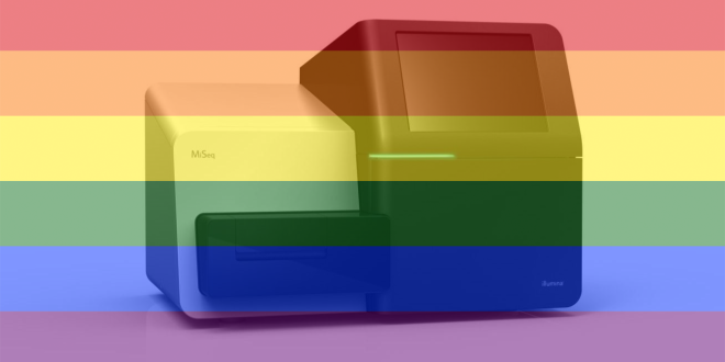 "To Celebrate Marriage Equality, Illumina to Release ""BiSeq"" Genome Sequencer"