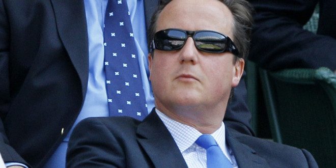 David Cameron To Place Restrictions On Foreign Science Coming To The UK